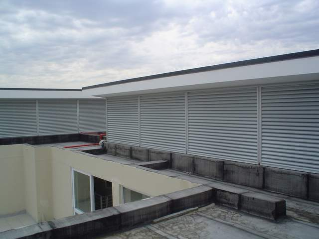 FOR AIR-CONDITIONERS; GENERATORS AND OTHER VEBNTALATION